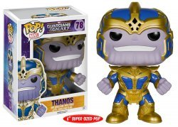 "Фигурка Funko POP Marvel: Guardians of The Galaxy - Thanos 6"" Figure"