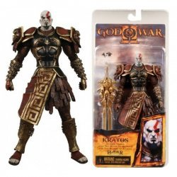 Фигурка God of War II Kratos in Ares Armor  Figure NECA