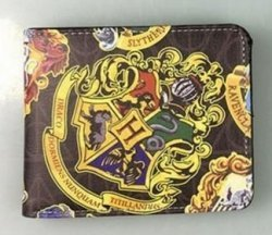 Кошелёк Harry Potter Hogwarts Wallet №2