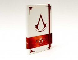 Блокнот Assassins Creed Ruled Journal (Insights Journals) (Hardcover)