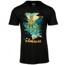 Футболка World of Warcraft Visit Zandalar Shirt - Men (размер L)