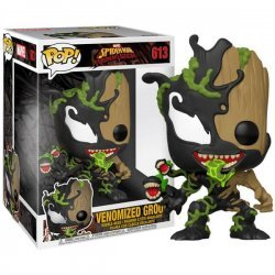 Фигурка Funko Pop Marvel: Venom - Groot Venomized Грут фанко