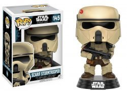 Фигурка Funko Pop! Star Wars - Scarif Stormtrooper - Rogue One