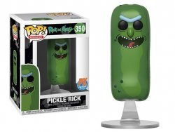 Фигурка Фанко Рик и Морти Funko Pop! Rick and Morty - Pickle Rick 350
