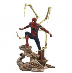 Фигурка Diamond Select Marvel - Avengers Infinity War - Spiderman Figure Человек паук