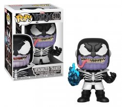 Фигурка Funko POP! Marvel: Venom - Thanos фанко Танос
