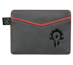 Держатель для карт World of Warcraft Horde Travel Card Wallet
