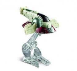 Фигурка Star Wars (Episode VII - The Force Awakens) Hot Wheels - Boba Fett's Slave 1