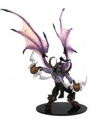 SERIES 1: ILLIDAN STORMRAGE Deluxe Collector Figure