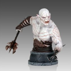 Статуэтка AZOG  Statue The Hobbit 18 cm  Limited edition