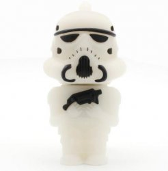 Флешка 8 GB Star Wars - Stormtrooper