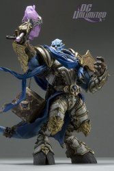 SERIES 2: DRAENEI PALADIN: VINDICATOR MARRAD Deluxe Collector Figure