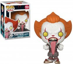 Фигурка Funko Pop! Movies: It 2 - Pennywise with Dog Tongue