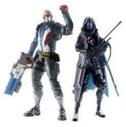 Фигурка Overwatch Ultimates Series Soldier: 76 and Ana Collectible Action Figure Dual Pack