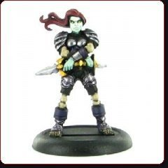 Warcraft  Miniatures Core Mini: KAYLEITHA