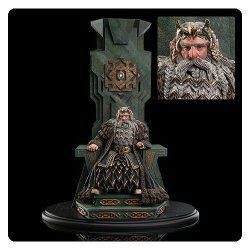 Статуэтка The Hobbit King Thror On Throne Statue (Weta Collectibles) Limited edition
