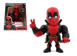 Фигурка Jada Toys Metals Die-Cast: Marvel DEADPOOL Figure