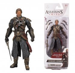 Фигурка Assassins Creed Series 3 Edward Kenway McFarlane Action Figure