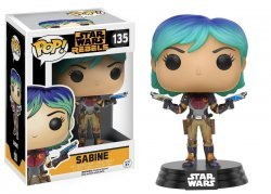 Фигурка Funko Pop! Star Wars - Rebels - Sabine