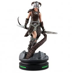 Статуэтка The Elder Scrolls V: Skyrim Female Dragonborn Statue