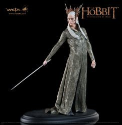 Статуэтка King Thranduil Statue The Hobbit The Desolation of Smaug (Weta Collectibles) Limited edition