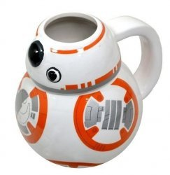 Чашка Star Wars BB-8 Ceramic 3D Mug