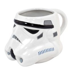 Чашка Star Wars Storm Trooper Ceramic 3D Mug