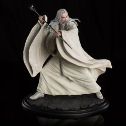 Статуэтка SARUMAN THE WHITE AT DOL GULDUR Statue (Weta Collectibles) Limited edition