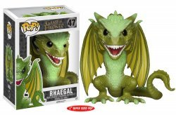 Фигурка Funko Pop! Game of Thrones 6-Inch Rhaegal