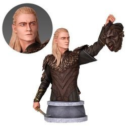 Статуэтка The Hobbit The Desolation of Smaug Legolas Mini Bust Limited edition