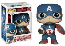 Фигурка Avengers Captain America Pop! Vinyl Figure