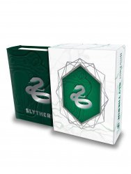 Мини книга Harry Potter: Slytherin (Tiny Book)