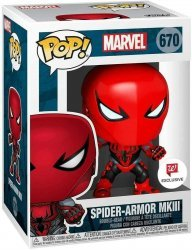 Фигурка Funko Pop Marvel -  Spider-Armor MKIII 670 (Exclusive)