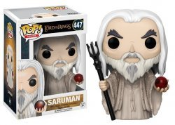 Фигурка Funko Pop! Lord Of The Rings - Saruman Figure