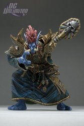 WORLD OF WARCRAFT: SERIES 2: TROLL PRIEST: ZABRA HEXX COLLECTOR FIGURE