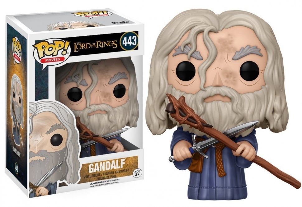 Фигурка Funko Pop! Lord Of The Rings - Gandalf Figure