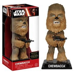 Фигурка Star Wars - The Force Awakens Chewbacca Bobble Head