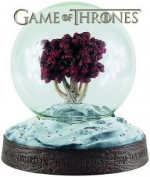 Статуэтка Game of Thrones Weirwood Snow Globe