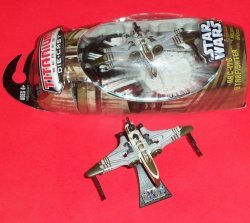 Фигурка Hasbro STAR WARS GREEN ARC-170 - 2007