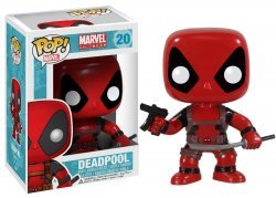Фигурка Deadpool Pop! Vinyl Bobble Head Figure