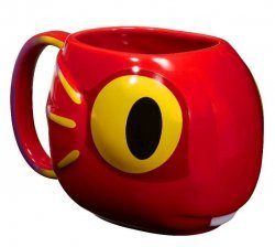 Чашка World of Warcraft Red Murloc Mug