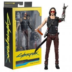 Фігурка McFarlane Toys Cyberpunk 2077 Johnny Silverhand Action Figure