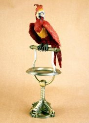 Статуэтка Harry Potter Fawkes The Phoenix Statue