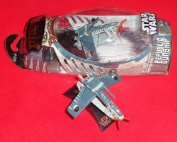Фигурка Hasbro STAR WARS GUNSHIP SHARK FACING DOWN - 2006