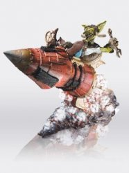 World of Warcraft® Wave 6 Action Figure - Goblin Tinker: Gibzz Sparklighter