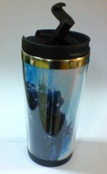 Стакан термос World of Warcraft Stainless Steel Coffee Cup