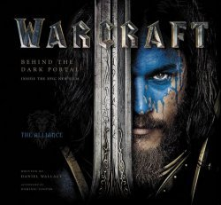 Книга Warcraft: Behind the Dark Portal Hardcover (Твёрдый переплёт)