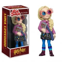 Фигурка Funko Rock Candy Harry Potter - Luna Lovegood Action Figure