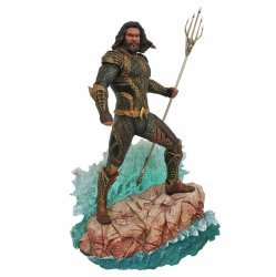 Фигурка Diamond Select Toys DC Gallery: Justice League - Aquaman Аквамен
