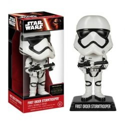 Фигурка Star Wars - The Force Awakens First Order Stormtrooper Bobble Head